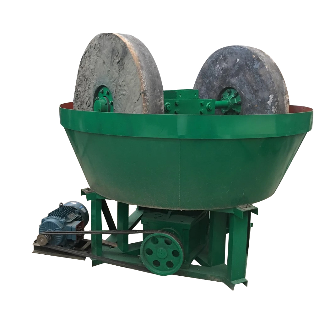 Wet-Pan-Mill